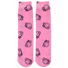 Zocks B Lil Monkeys Youth Socks - TB