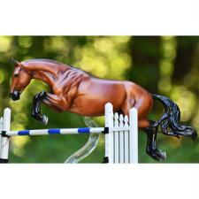 Breyer Traditional Voyeur - Champion Show Jumper - TB