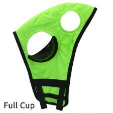Lycra Hood No Ears with Cups - TB