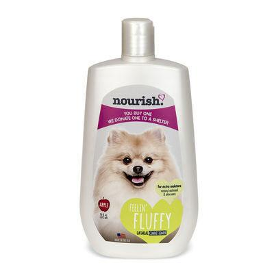 Nourish Feelin Fluffy Oatmeal Conditioner