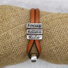 Lilo Triana Inspiration Leather Bracelet - TB