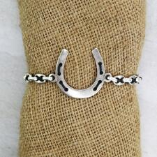 Lilo Horse Shoe Toggle Bracelet - TB