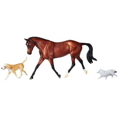 Breyer Traditional Protocol - Danny & Ron Rescue Set