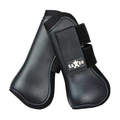 Saxon Open Front Jumping Boot