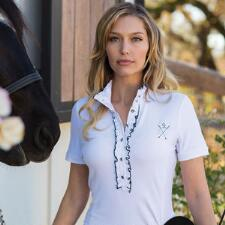 Goode Rider Couture Show Shirt - TB