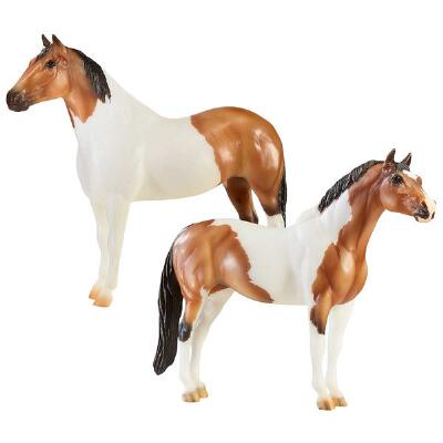 Breyer Traditional The Gangsters Pony Gift Set