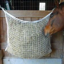 Hay Net Slow Feed Large White - TB