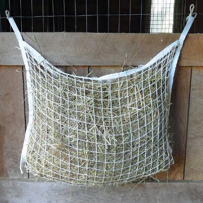 Hay Net Slow Feed Small White