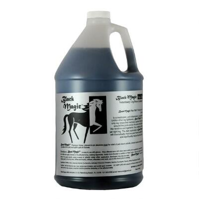 Black Magic Horse Liniment Gallon