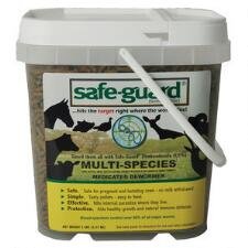 Merck Safe Guard Multi-Species Dewormer 5 lb - TB