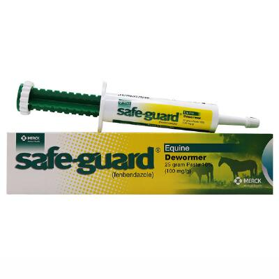 Safe Guard Single Dose Paste Dewormer