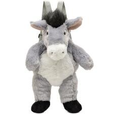 Plush Donkey Backpack - TB