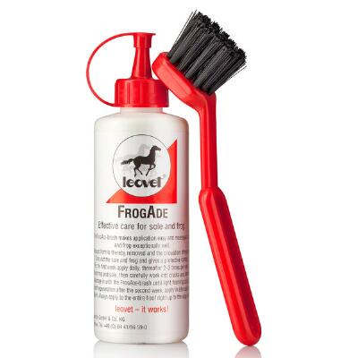FrogAde Hoof Care with Brush