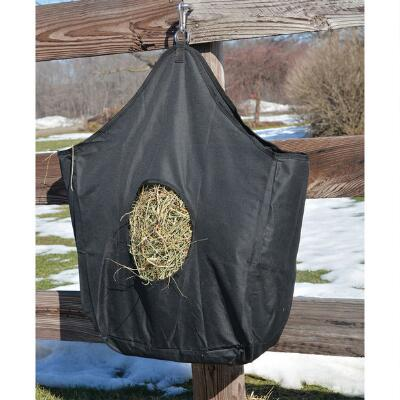 Country Pride Single Hole Canvas Hay Bag