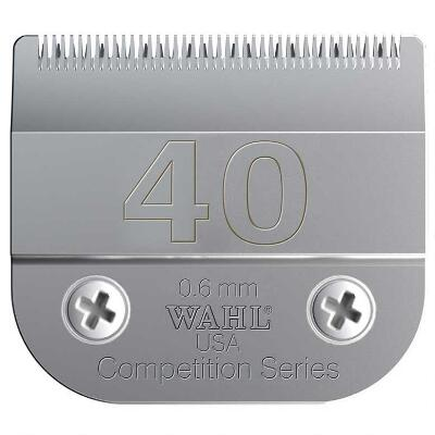 Wahl Professional Competition Series Clipper Blade Size 40