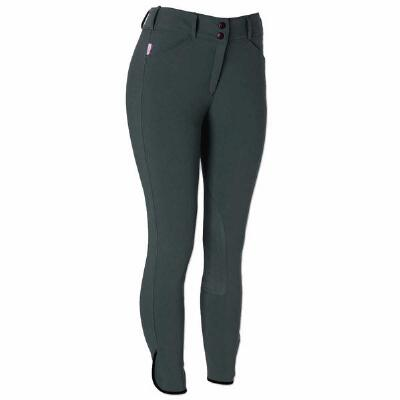 Tailored Sportsman Black Olive Trophy Hunter Mid-Rise Breech