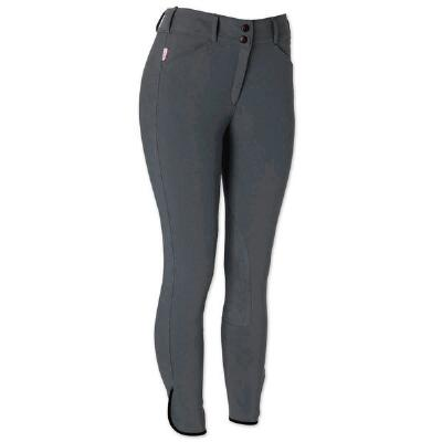 Tailored Sportsman Pewter Trophy Hunter Mid-Rise Ladies Breech