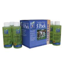 Ezall Total Body Wash Green Concentrate 4 oz 5 Pack