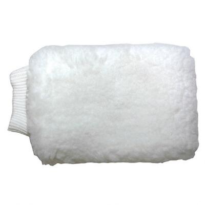 Synthethic Fleece Applicator Mitt