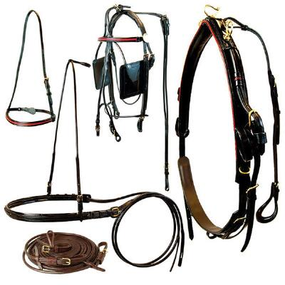 Walsh Fine Show Harness