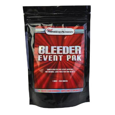 Peak Performance Bleeder Event Pak
