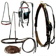 Walsh Fine Show Harness - TB