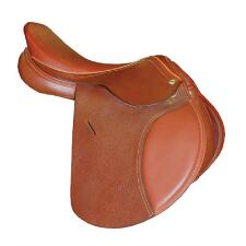 HDR Advantage Close Contact Leather Saddle