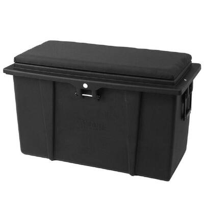 Sportote Large Tack Trunk With Padded Seat