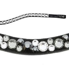 Kavalkade Sparkle Curved Browband - TB