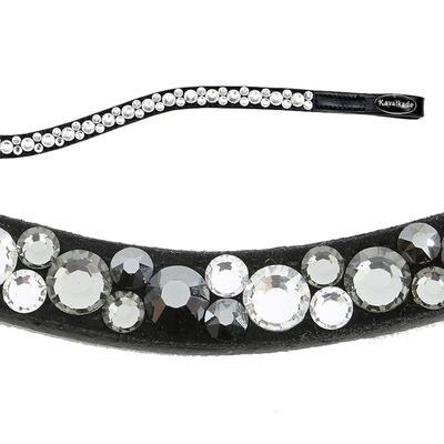 Kavalkade Sparkle Curved Browband