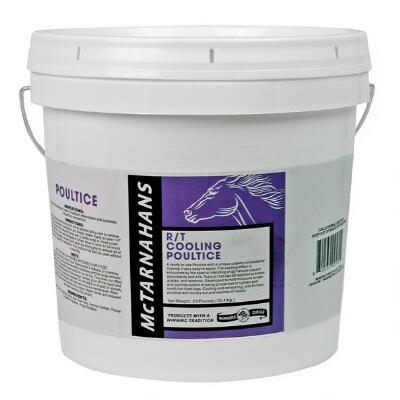 Poultice Mctarnahans Medicated RT 23 lb
