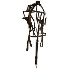 Protecto Kant C Back Bridle Plus Headnumber Holder