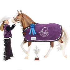 Breyer Traditional Winners Circle Accessories - Western - TB