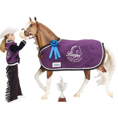 Breyer Traditional Winners Circle Accessories - Western