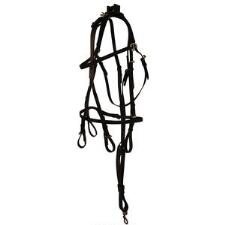 Protecto Open Bridle with Headnumber Holder