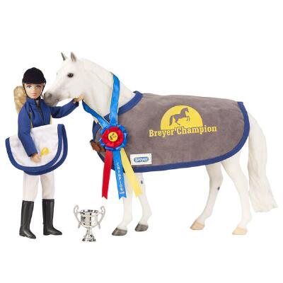 Breyer Traditional Winners Circle Accessories - English
