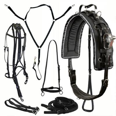 Feather-Weight 1800 Synthetic Standard Race Harness