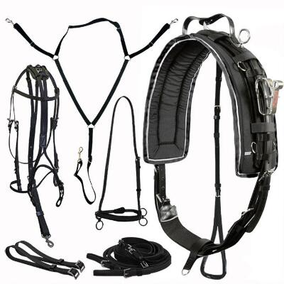Feather-Weight 1600 Lite N Tuff Nylon Race Harness