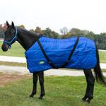 Sentinel 420D Channel Quilt 250gm Open Front Stable Blanket - TB