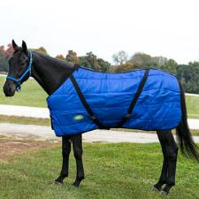 Country Pride Sentinel Channel Quilt Midweight Open Front Stable Blanket - TB