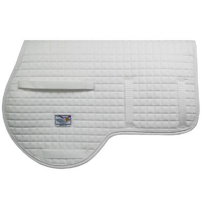 Toklat Medallion CC Quilted Competition Pad with Pin Straps