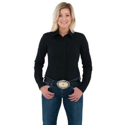 Noble Outfitters Perfect Fit Ladies Western Show Shirt
