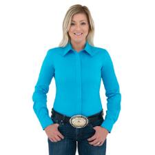 Noble Outfitters Perfect Fit Ladies Western Show Shirt - TB