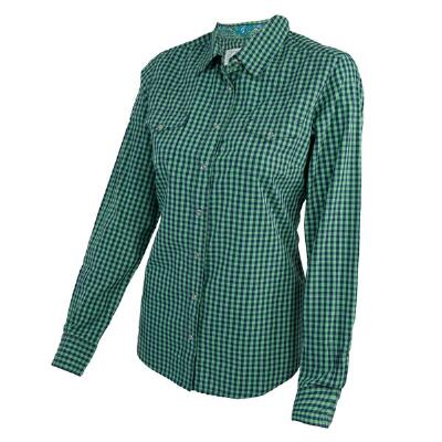 Noble Outfitters Gingham Ladies Western Shirt