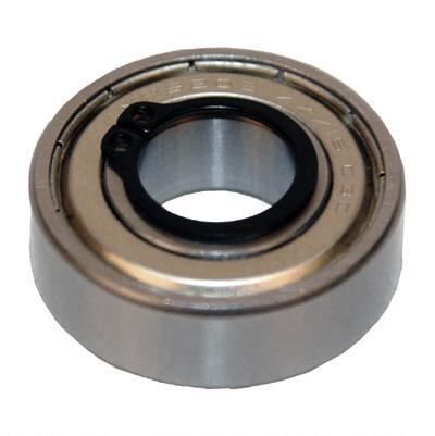 Bearings And Snap Ring Aluminum
