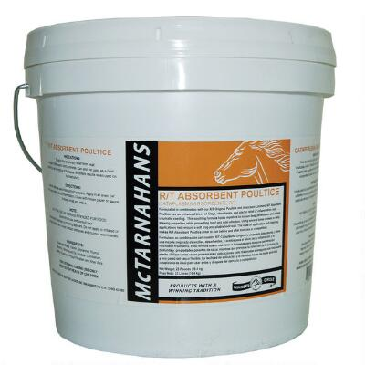 Poultice McTarnahans RT Absorbent