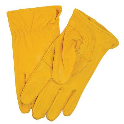 HDX Goatskin Mens Work Glove Tan