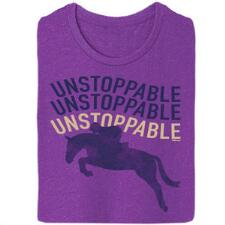 Stirrups Unstoppbable Short Sleeve Ladies Tee - TB