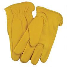 HDX Mens Deerskin Fleece Lined Work Glove - TB