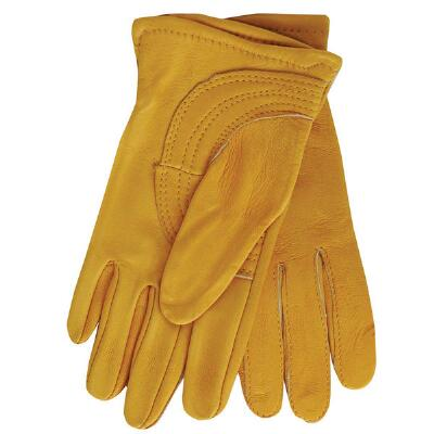 Tan Goatskin Work Glove Kids